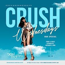 CrushWednesdays Rooftop VA   RnB & AfroBeats {Every Wednesday} tickets