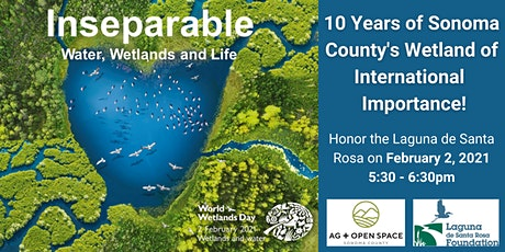 Inseparable: Water, Wetlands & Life, Webinar with the Laguna Foundation tickets
