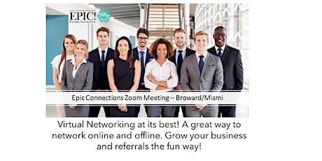 Broward/Miami  Online Networking tickets
