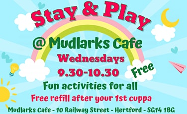 Stay & Play Wednesday tickets