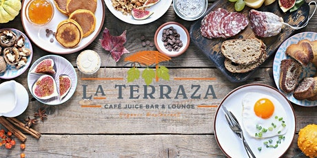 Brunch Take over Chef Edward Peña   at La Terraza Organic tickets
