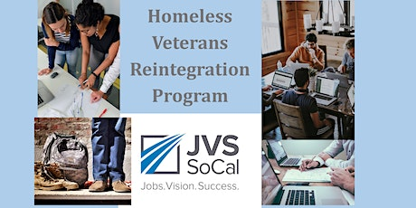 Homeless Veterans Reintegration Program tickets