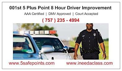 DRIVER IMPROVEMENT VIRGINIA BEACH VA tickets