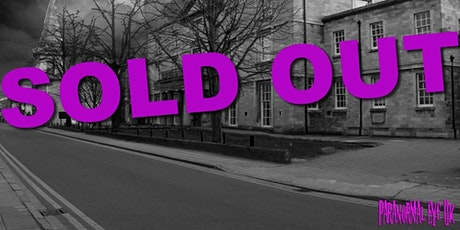 SOLD OUT  Peterborough Museum Ghost Hunt  Paranormal Eye UK tickets