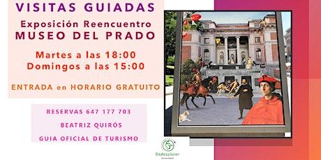 VISITA GUIADA MUSEO DEL PRADO en HORARIO GRATUITO entradas