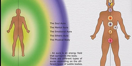Aura Purifying with Meditation, Aura Energy Healing Oil & Sound Therapy tickets