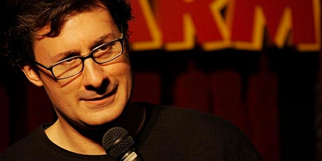 Costaki Economopoulos: Live Stand-up Comedy tickets