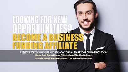 Become a Business Funding Affiliate - Houston TX tickets