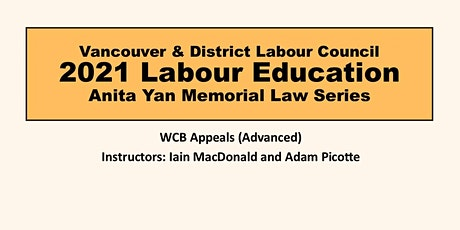 WCB Appeals tickets