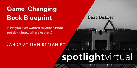Game-Changing Book Blueprint tickets