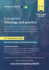 Evangelism: Theology and Practice Conference 2021 tickets