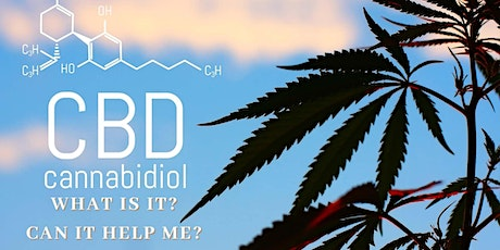 What is CBD and can it help me? tickets