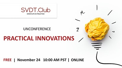 Unconference Practical Innovations tickets