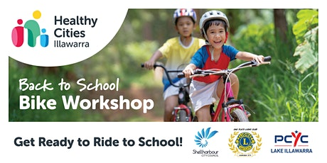 Back to School Bike Workshop - Get Ready To Ride To School tickets