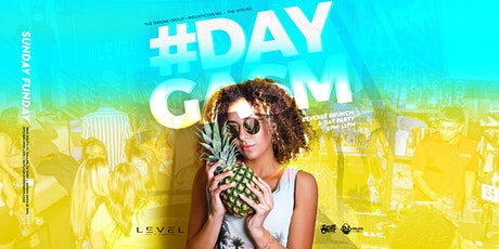 DAYGASM 2021 REVERSE BRUNCH + DAY PARTY tickets