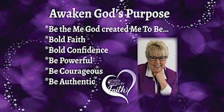 Awaken God's Purpose ~  This is the Moment tickets