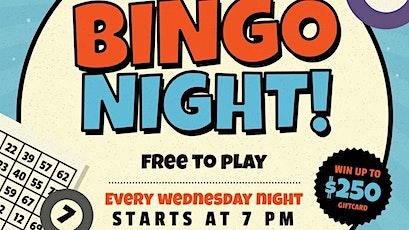 Bingo Night at Hourglass Brewing tickets
