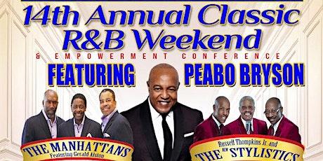 14th Annual Classic R&B Weekend tickets