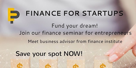 Finance Your Startup tickets
