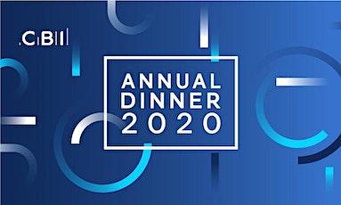 CBI Northern Ireland Annual Dinner 2021 tickets