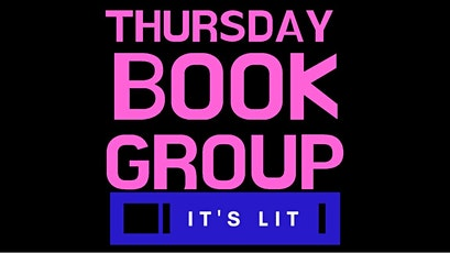 Thursday Book Group tickets