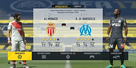 DIRECT..//**\\MATCH@!!..-##@ Marseille - Monaco E.n direct Live tv 02 décem billets