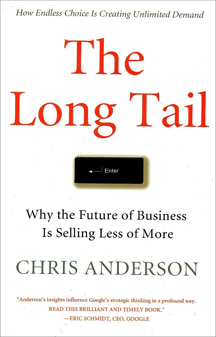 Book Review & Discussion : The Long Tail image