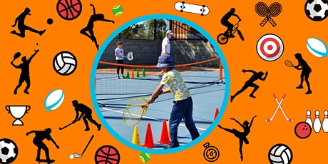 ANZ Tennis Hot Shots - Session 2 (5 to 12 years) tickets