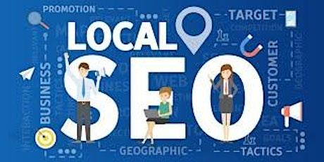 [Free Masterclass] Rank #1 on Google Maps & Yelp: Local SEO in Arlington tickets