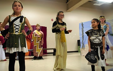 Winter Sunday afternoon Drama Classes in Calgary for ages 7-10 tickets