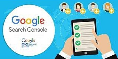 [Free SEO Masterclass] Google Search Console Tutorial in New York tickets