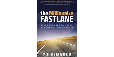 Book Review & Discussion : The Millionaire Fastlane tickets