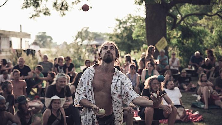 Liederlauschen am Rand  - Festival 2021 - Ein polnisch deutscher Oderbruch: Bild