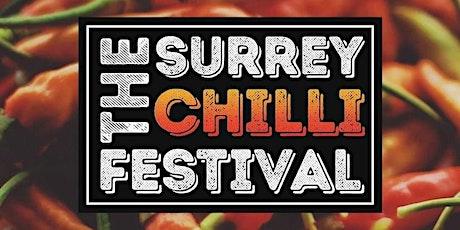 Surrey Chilli Festival 2021 tickets