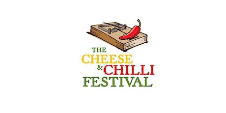 Guildford Cheese & Chilli Festival 2021 tickets