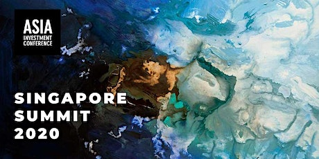 Singapore Summit | Asia Investment Conference tickets