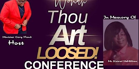 Woman Thou Art Loosed Conference tickets