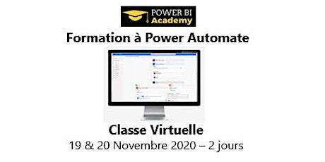 Power Automate Perfectionnement - 2 jours - 23 & 24 Mars 2021 billets