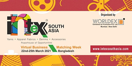 Intex South Asia Bangladesh - Virtual Business Matching Week tickets