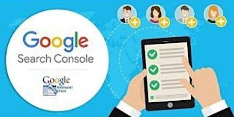 [Free SEO Masterclass] Google Search Console Tutorial in Mesa tickets