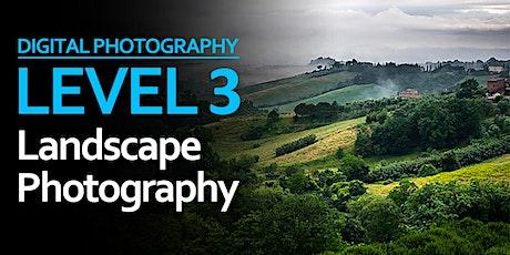 Level 3: Landscape Photography tickets