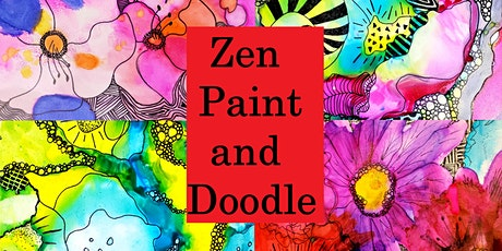 Zen Paint and Doodle: a Mindfulness Art Experience tickets