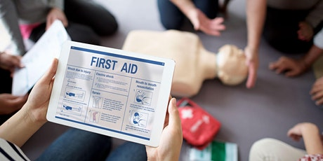 First Aid Class 2021 tickets