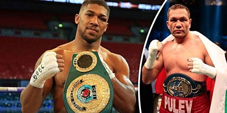 LIVE@!.MaTch ANTHONY JOSHUA V KUBRAT PULEV LIVE ON 12 DEC 2020 tickets