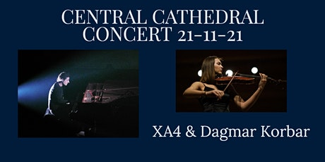 Central Cathedral Concert 21-11-21 tickets