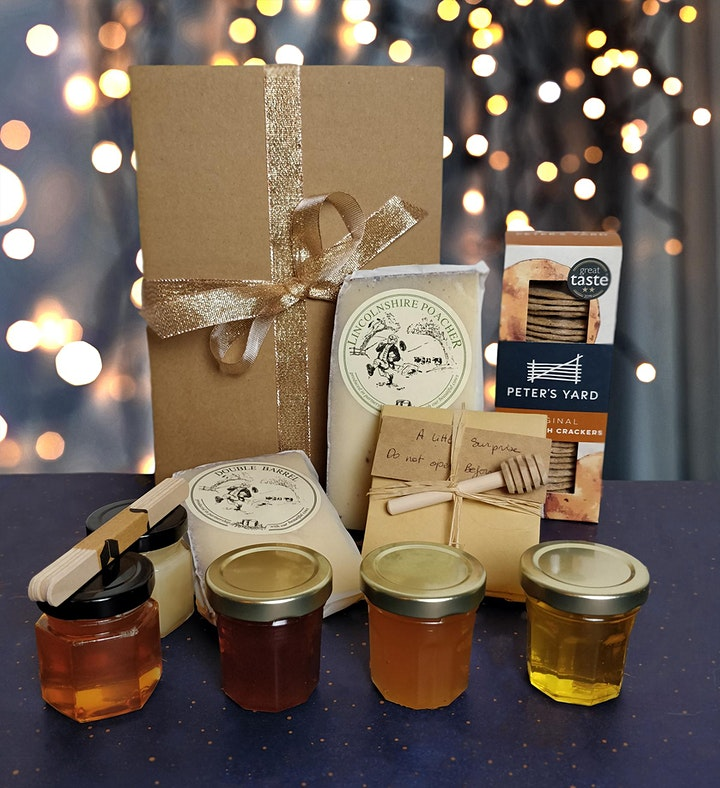 All about honey: virtual tasting & cheese pairing image