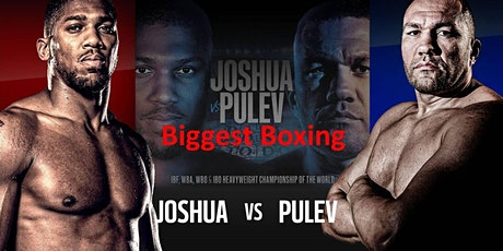 FULL@!.MaTch ANTHONY JOSHUA V KUBRAT PULEV FIGHT LIVE ON 12 DEC 2020 tickets