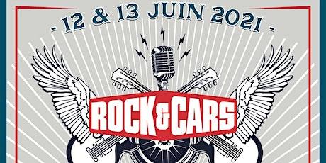 Festival  ROCK'&'CARS à Lavaur (81) les 13 et 14  juin 2021 billets