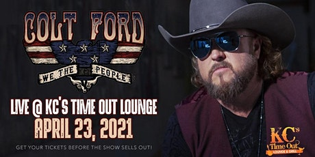 Colt Ford Live at KC's Timeout! tickets