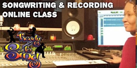 "Songwriting & Recording - "" Start To Finish"" tickets"